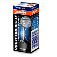 Автолампа ксеноновая OSRAM D2S XENARC NIGHTBREAKER UNLIMITED 35W