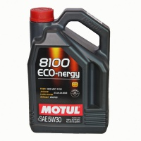 Масло моторное Motul 8100 Eco-nergy 5W30 4л